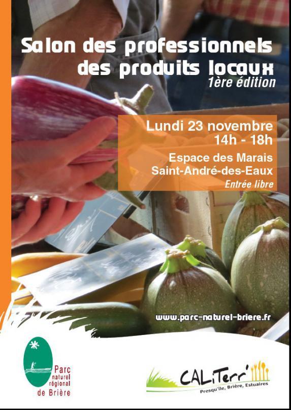 Salon des produits locaux du parc de Brière