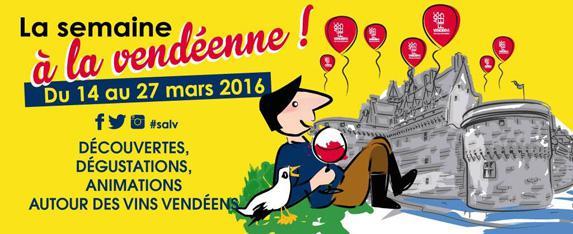 Viticulture : les vendéens débarquent à Nantes