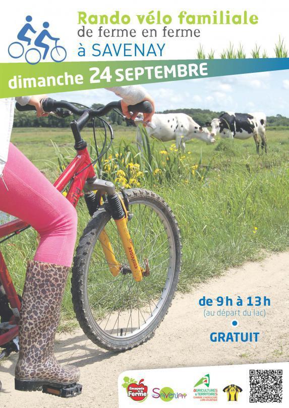 Rando vélo de ferme en ferme