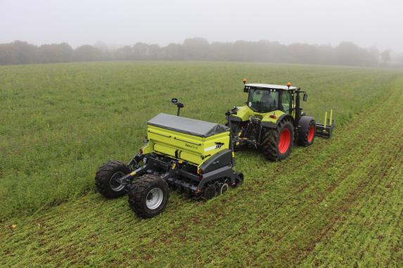 Deux jours pour le sol avec Sky agriculture