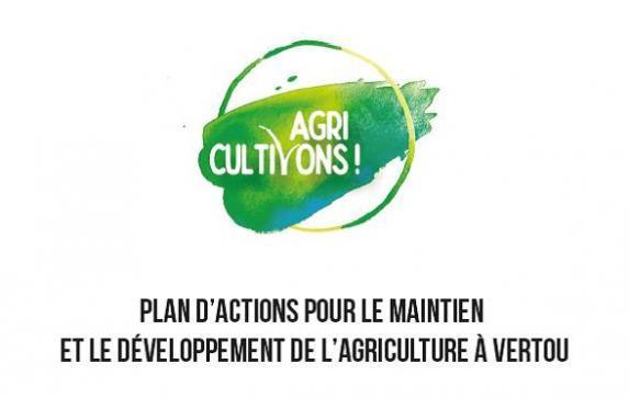 La Ville de Vertou propose Agricultivons !