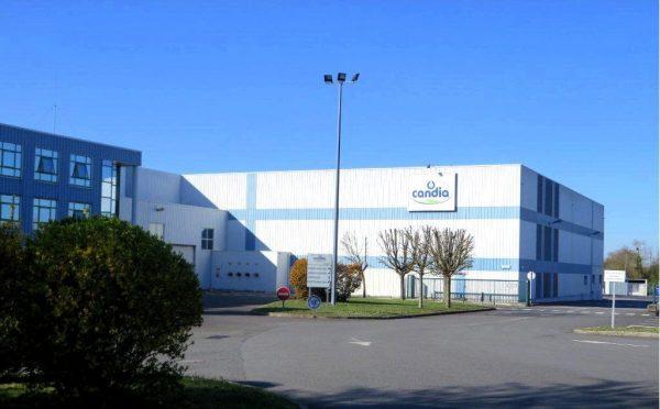 Loire-Atlantique - Portes ouvertes à la laiterie Candia de Campbon